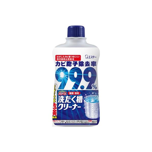 Dung dịch tẩy lồng giặt siêu sạch Ultra Powers Nhật Bản 550gram