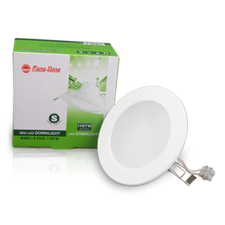 Đ 232 N Led Downlight Rạng Đ 244 Ng D At03l 110 7w