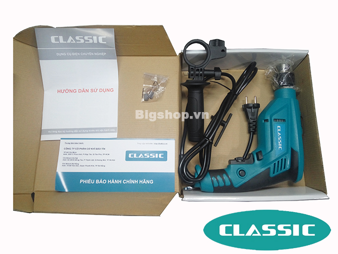 Máy khoan Classic CLA-2255 13 ly 550w