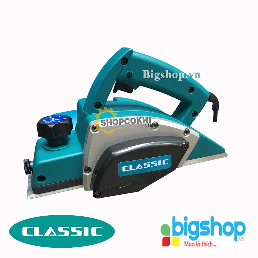 Máy bào gỗ Classic 80x2mm 570w mã 8357 Chất lượng Nhật Bản