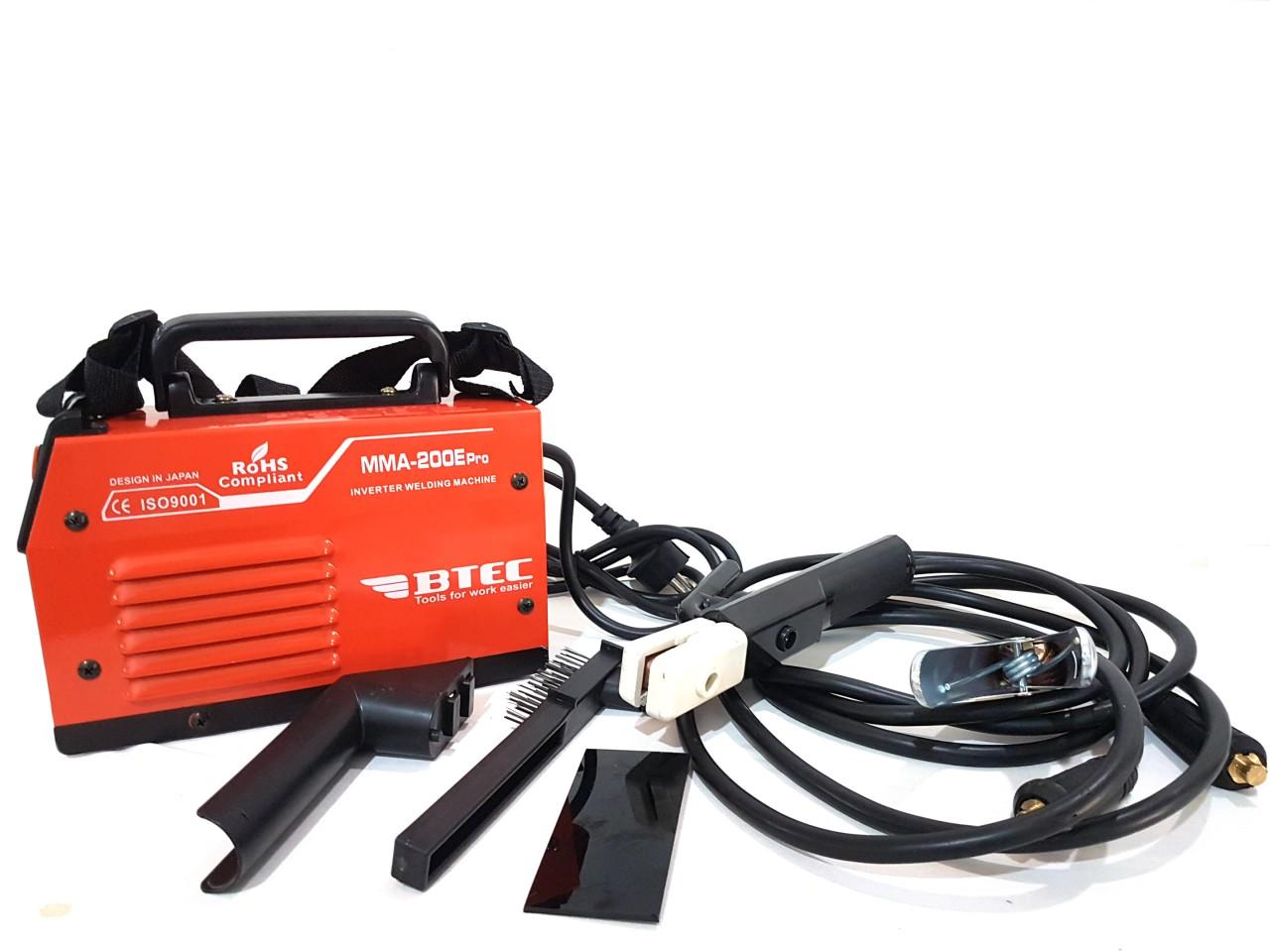BTEC MMA-200E PRO