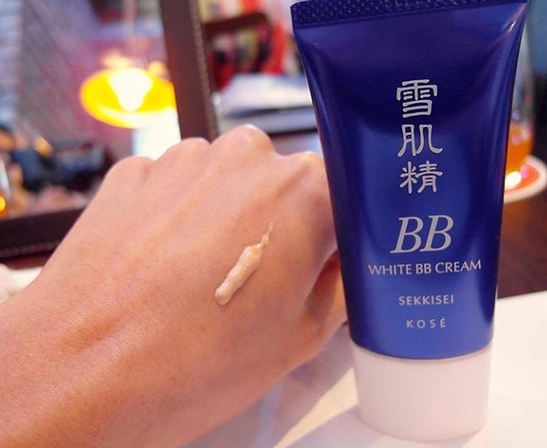 Kết quả hình ảnh cho bb cream KOSE