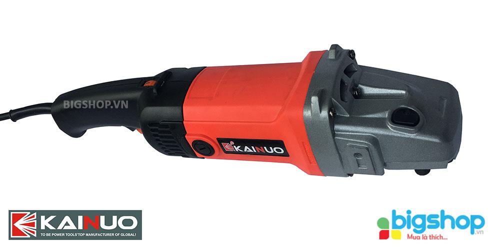 Máy đánh bóng Kainuo 1806 180mm thiết kế 6 tốc độ