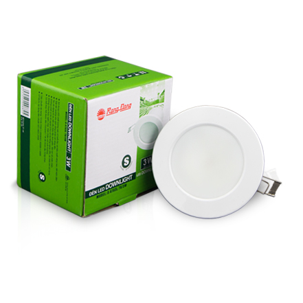 Đèn LED Downlight - Rạng Đông D AT03L 90/3W