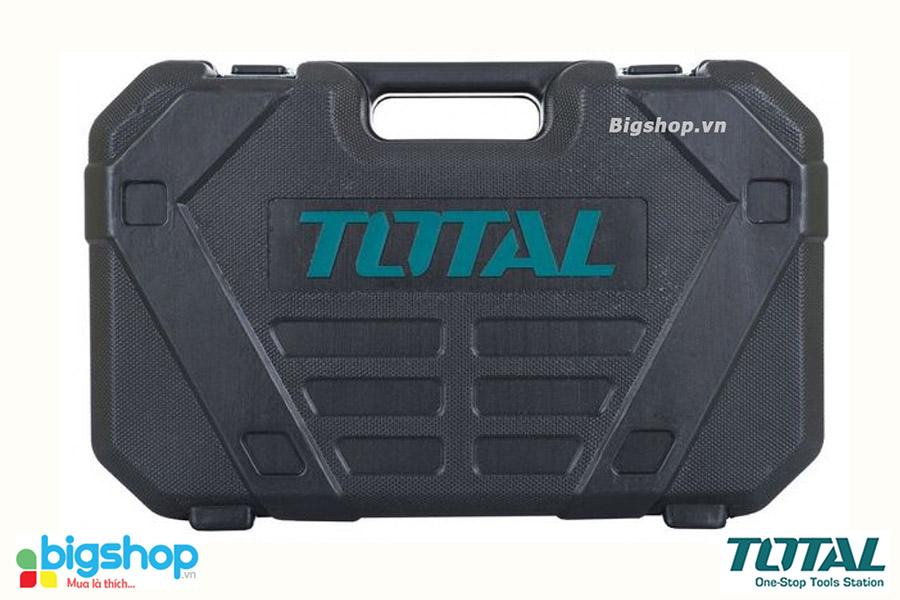 Máy khoan búa Total 800w mã TH308266 hộp